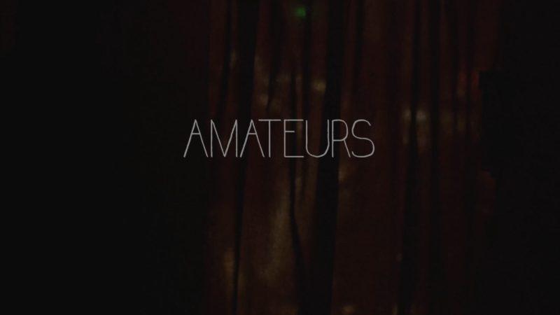 Amateurs – Documentary