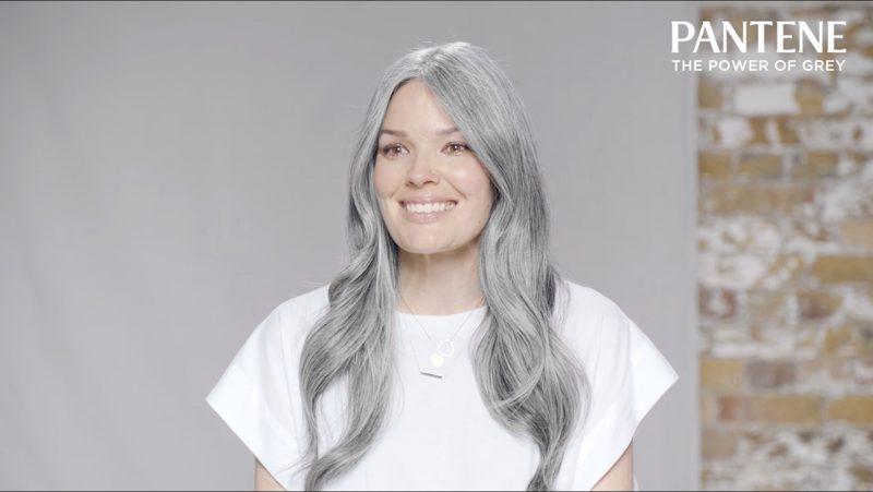 Pantene – Power of Grey